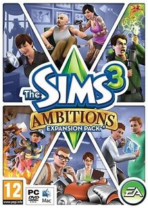 The Sims 3: Ambitions (PC: Mac, 2010)