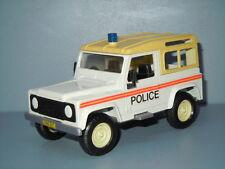 Land Rover Police van Ertl