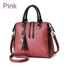 Shoulder Bags Women Leather Designer Vintage Handbags Ladies Hand Crossbody Bag