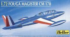 Heller 80220 - 1:72 Fouga Magister CM 170 - Neu