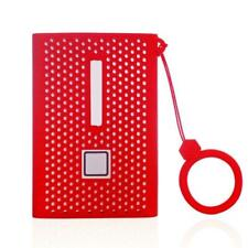 Hard Disk Silicone Protective Cover Case Lanyard For Sam-sung SSD Mobile T7 E6R2