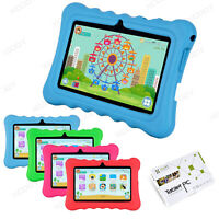 XGODY 7'' Quad Core Android Tablet PC HD WiFi Webcam 16GB for Kids Children Gift