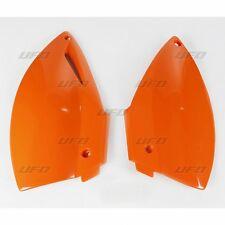 UFO KTM Supermoto Side Panels 660 SMC & 640 LC4 2004 - 2007 Orange