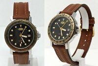 Orologio camel trophy alarm watch vintage clock men's 37 mm montre reloj horloge