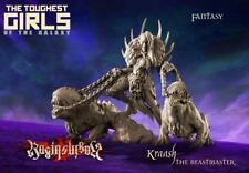 Raging Heroes les elfes noirs kraash le Beastmaster