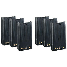 Replacement Battery for Kenwood Knb35Li (6-Pack) 2-Way Radio Battery