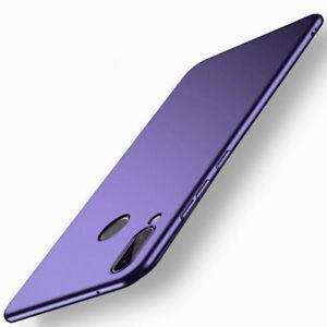 For Huawei P20/P30/P40/Mate 20 30 Lite/Pro Ultra Slim Matte Silicone Case Cover