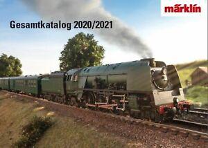 Märklin 15711 Gesamtkatalog 2020/2021 deutsch (H0/Z/1) - NEU