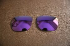 PolarLens POLARIZED Purple Replacement Lenses for-Oakley Holbrook sunglasses