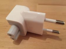 Original Apple EU PLUG 2PIN A1561 Macbook Magsafe iPad iPhone iPod Duckhead EUR