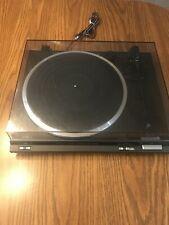 New listing Technics Record Player Automatic Turntable System Model Sl-Bd20