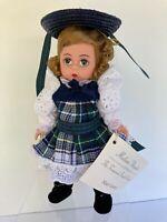"Madame Alexander Mary Lennox Secret Garden 8"" Doll Very Rare Mint!"