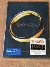 Lord of the Rings: Return of the King (DVD, 2-Disc Extended Edition) NEW/SEALED