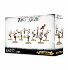 Witch Aelves Daughters of Khaine Warhammer Age of Sigmar NIB Flipside