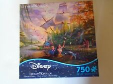 Ceaco Thomas Kinkade Disney Jigsaw Puzzle 750 Piece Pocahontas  New Sealed