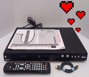 🔥 Magnavox MDR533H/F7 320GB HDD DVD Recorder W/Remote WORKS! FAST SHIP L👀K⬇️