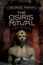 The Osiris Ritual A Newbury & Hobbes Investigation by George Mann HC new