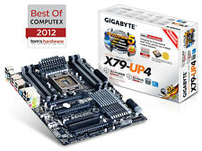Gigabyte X79-UP4 Motherboard, LGA 2011/Socket R, DDR3, Intel X79