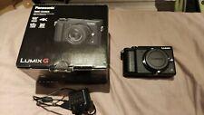 Panasonic LUMIX GX80 16.0MP Digital Camera - Body Only - Black - Low Shutter