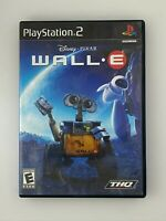 WALL-E - Playstation 2 PS2 Game - Complete & Tested