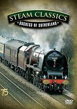 Steam Classics - Duchess of Sutherland (New DVD) Engines Railways Locomotives