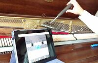 """""""How to Tune A Piano"""" Video Series on DVD - Learn to tune a piano"""