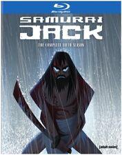 Samurai Jack: Season 5 [New Blu-ray] Ac-3/Dolby Digital, Dolby, Slipsleeve Pac