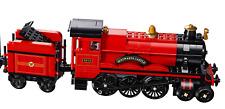 Genuine LEGO Train Hogwarts Express Steam Locomotive Engine /Tender 75955.