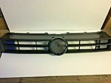 VW POLO 6R 2009-2014 FRONT MAIN GRILL  NO CHROME WITH AIR CON MODELS