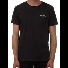 Camisetas de hombre negro Volcom