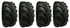 (4) 25x10-12 25-10-12 OTR MAG 440 Tires For Kubota RTV 900/1100/1140 UTV's