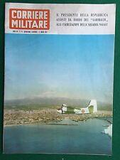 Rivista/Magazine CORRIERE MILITARE n.14/1963 (ITA) VITTORIO ADORNI CICLISMO