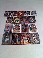 *****Muggsy Bogues*****  Lot of 50 cards.....27 DIFFERENT / Basketball