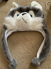Wolf Hat For Winter