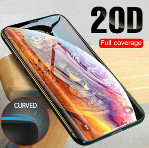 9H For iPhone 11 Pro 8 7 6 Plus X Xs Max XR Tempered GLASS Screen Protector 2021