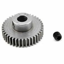 Robinson Racing - Hard 48 Pitch 39 Tooth Machined Pinion, 5mm Bore