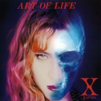 USED CD X JAPAN ART OF LIFE