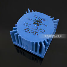25W Talema Transformer audio 70062K PCB Mounting encapsulated toroidal 12V 12V