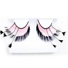 Fashion Glamorous Feather False Exaggerated Eyelashes Handmade Costume Party B