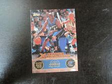 2001-02 Topps Xceeding Xpectations # 151 Michael Jordan Card Washington Wizards