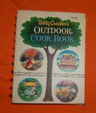 Betty Crocker's outdoor cookbook Printing 1961 First Edition-First printing