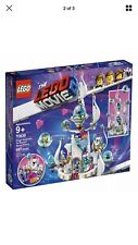 LEGO MOVIE 2 70838 Queen Watevra's 'So Not Evil' Space Palace Block Building Set