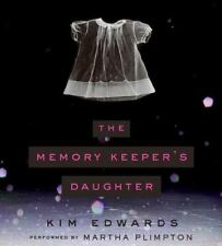 The Memory Keeper's Daughter by Kim Edwards (2005, CD, Abridged)