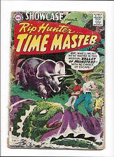 SHOWCASE #25  [1959 FR]  GREY TONE/DINOSAUR COVER!