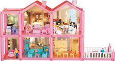 Case di bambole e miniature di kit in plastica scala 1:6