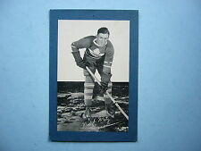 1934/43 BEEHIVE CORN SYRUP GROUP 1 HOCKEY PHOTO NICK METZ BEE HIVE SHARP!!