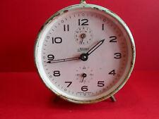 REVEIL MECANIQUE VINTAGE KAISER / ALARM CLOCK DESPERTADOR SVEGLIA WECKER
