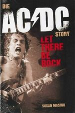 Die AC/DC Story - Let There Be Rock von Susan Masino Neu & OVP