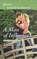 A Man of Influence (A Harmony Valley Novel), Curtis, Melinda, Good Book