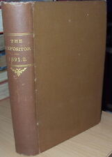 1891 - THE EXPOSITOR  1891 - 92 by W ROBERTSON NICOLL
